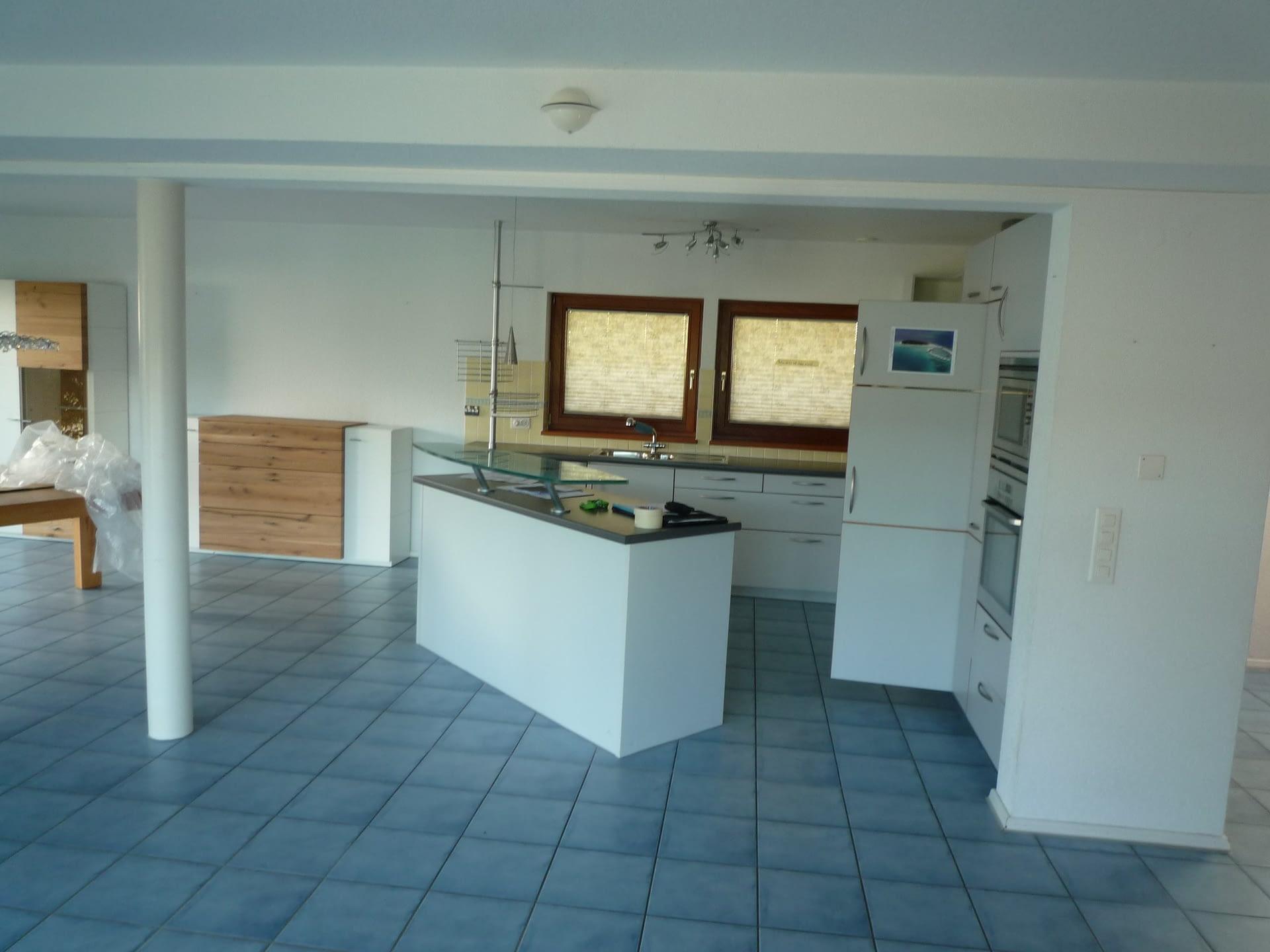 Nachherbild einer Küchenrennovation
