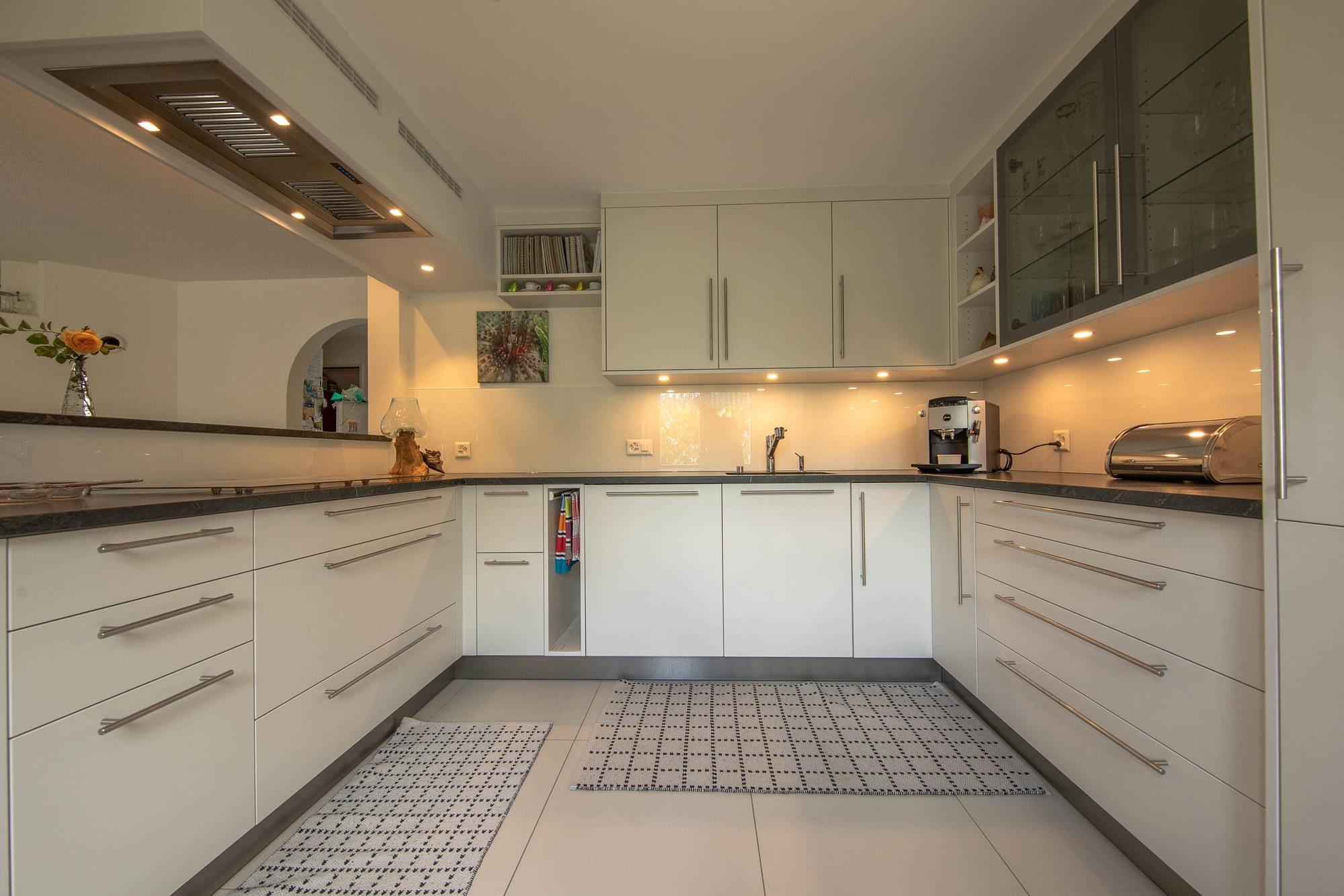 Komplett Umbau der Küchenschränke